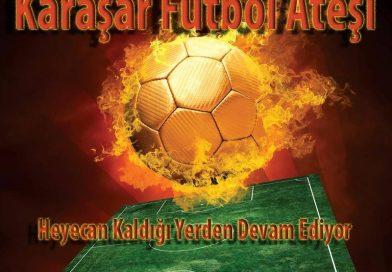 3. Geleneksel Karaşar Derneği Futbol Turnuvası